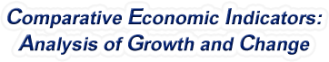 Wisconsin - Comparative Economic Indicators: Analysis of Growth and Change, 1969-2017