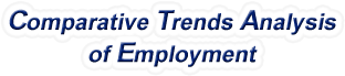 Wisconsin - Comparative Trends Analysis of Total Employment, 1969-2015
